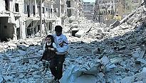 kerstactie 2015 Aleppo