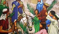 Intocht in Jeruzalem