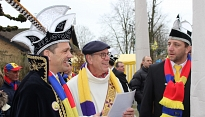 openluchtviering carnaval Haghorst