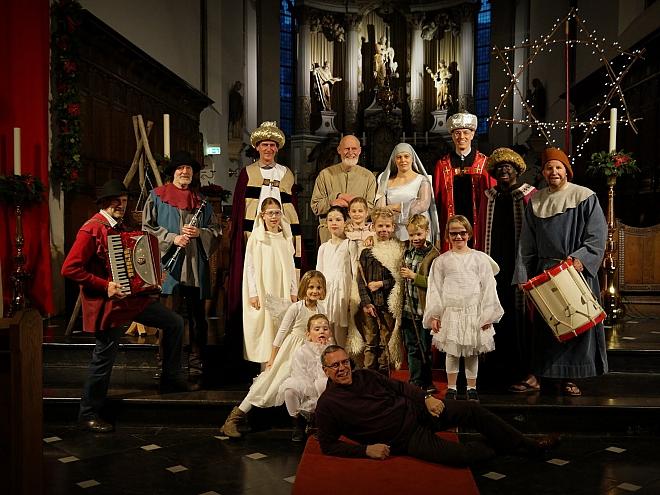 kerstviering kleinsten 2015 mvs