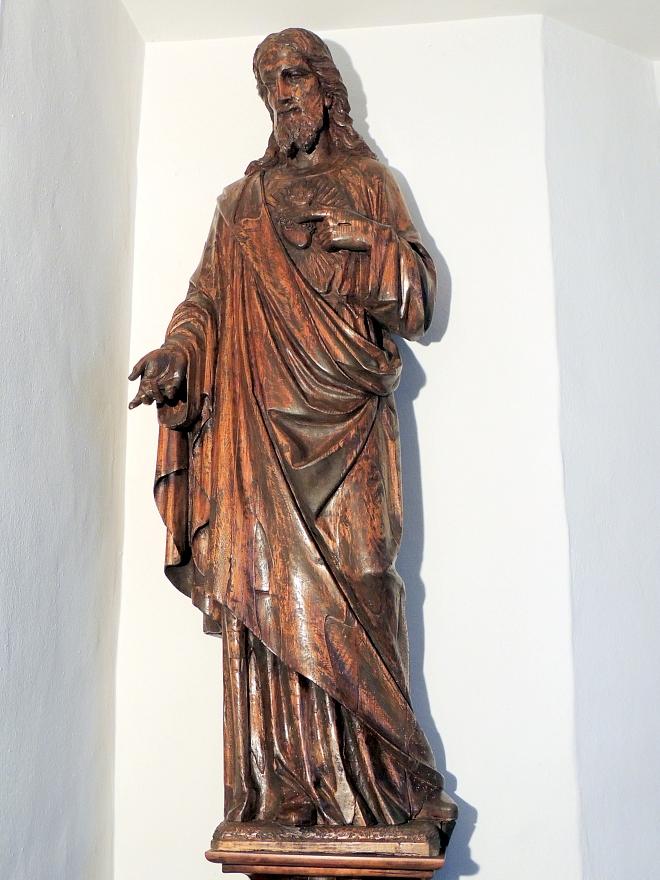 Beeld van het H. Hart van Jezus Willibrorduskerk Diessen