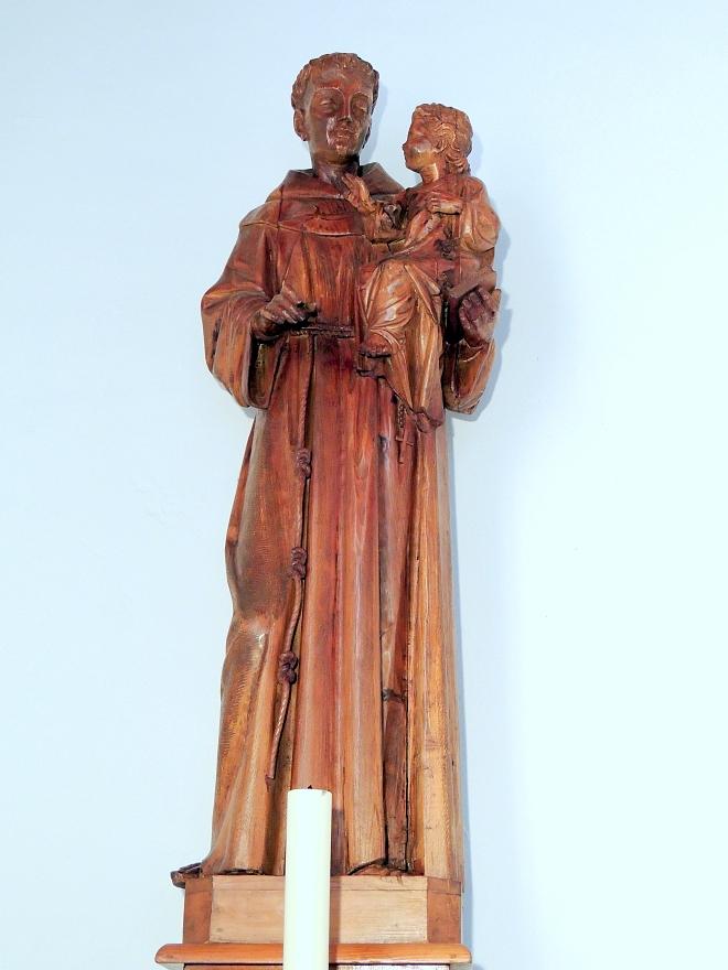Beeld H. Antonius van Padua Willibrorduskerk Diessen