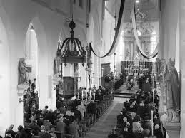 Afscheidsviering pastoor Karel de Beer