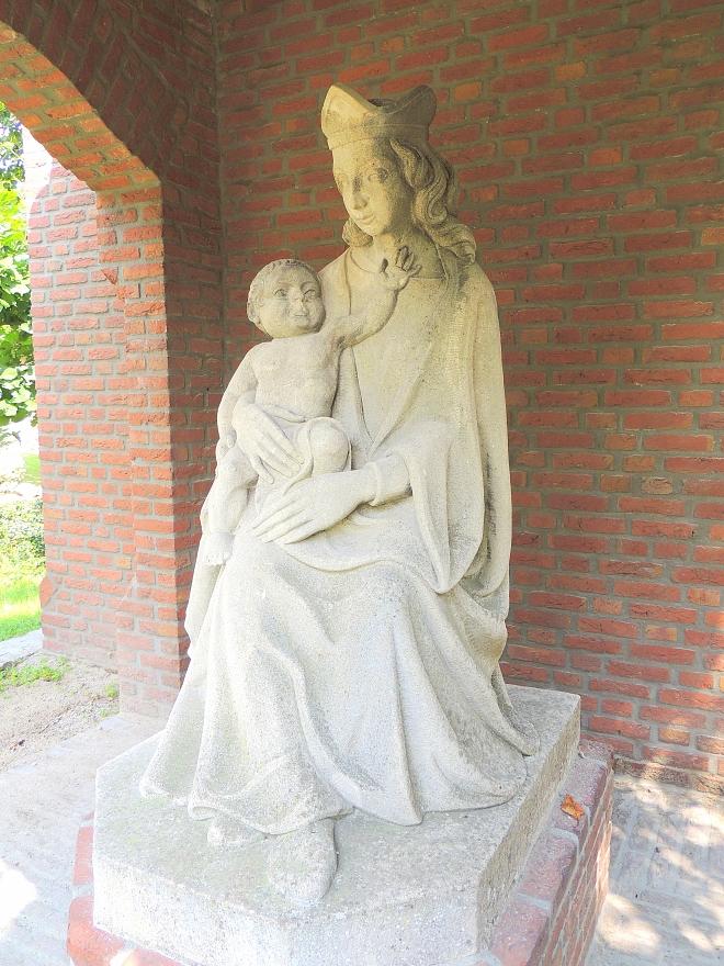 Mariabeeld De Voort Hilvarenbeek