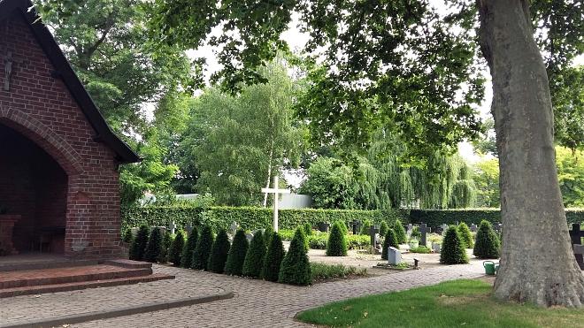 begraafplaats esbeek